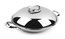 WMF Multi-Ply Stainless Steel Wok