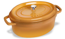 Staub 8½-quart Oval Dutch Oven