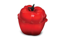 Le Creuset Cast Iron 2¼-quart Bell Pepper Casseroles