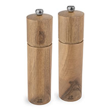 Peugeot Chatel Walnut Wood Salt & Pepper Mill Set