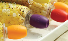 Outset Screw-in Corn Holder Set