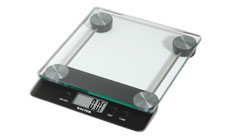 Salter High Capacity Digital Kitchen Scale with Glass Platform