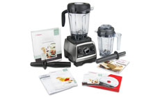 Vitamix Professional Series 750 Brushed Stainless Blenders