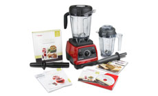 Vitamix Professional Series 300 Ruby Blenders