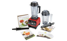 Vitamix CIA Professional Ruby Blenders