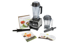 Vitamix CIA Professional Brushed Stainless Blenders