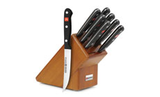 Wusthof Gourmet 9-piece Deluxe Steak Knife Block Set