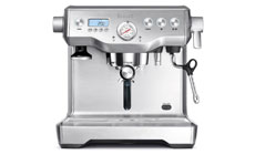 Breville Stainless Steel Dual Boiler Espresso Machine BES920XL