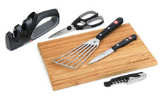 Wusthof Gourmet Kitchen Essentials Set