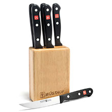Wusthof Gourmet Steak Knife Block Set