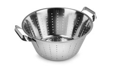 Linden Sweden Stainless Steel Conical Colander