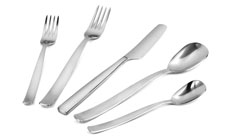 Oneida  Naturally Norwegian Berg Flatware Set