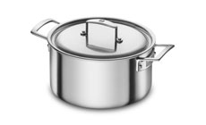 Zwilling J.A. Henckels Aurora Stainless Steel Dutch Oven