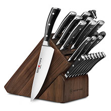 Wusthof Classic Ikon 22-piece Knife Block Sets