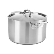 Viking Professional 5-ply Stainless Steel Stock Pot