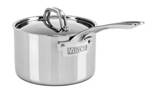 Viking 3-ply Stainless Steel Saucepan