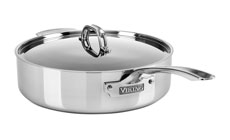 Viking 3-ply Stainless Steel Saute Pan
