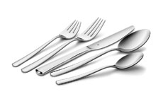 WMF Manaos Stainless Steel Flatware & Serving Set