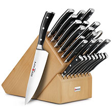 Wusthof Classic Ikon 26-piece Ultimate Knife Block Sets