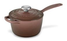 Le Creuset Signature Cast Iron 3¼-quart Saucepans