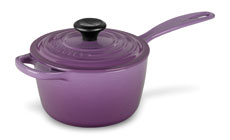 Le Creuset Signature Cast Iron 3¼-quart Saucepans