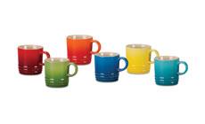 Le Creuset Stoneware 6-piece Espresso Mug Gift Set