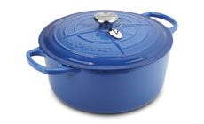 Le Creuset Signature Cast Iron Mariner Star Limited Edition French Oven