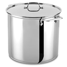 All-Clad Stainless Steel Stock Pot