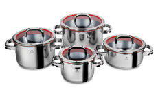 WMF Function 4 Stainless Steel Cookware Set