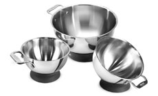 All-Clad Spherical Mixing Bowl Set