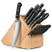 Wusthof Classic Knife Block Set