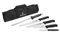 Victorinox Forschner Fibrox Knife Roll Set