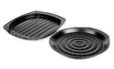 Kaiser Nonstick Crossini Pizza & French Fry Pan Set