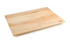 J.K. Adams Maple Concave Carving & Serving Board