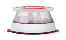 Chef'n Cakewalk Cake Stand & Turntable Decorating Kit