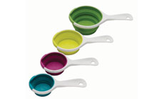 Chef'n Flexible Measuring Cup Set
