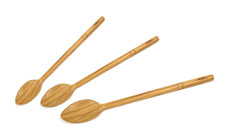 Berard Olive Wood Cooking Spoon Set