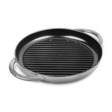 Staub 10-inch Round Grill Pan