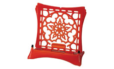 Le Creuset Combination Cast Iron Cookbook Stand & Trivets
