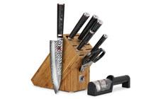 Miyabi Mizu SG2 Knife Block Set
