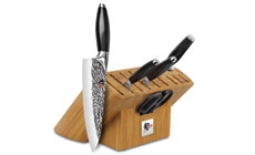 Shun Edo Knife Block Set