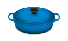 Le Creuset Signature Cast Iron 3½-quart Oval Wide Dutch Ovens