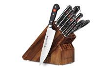 Wusthof Le Cordon Bleu 10-piece Knife Block Sets