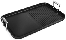 All-Clad Nonstick Combo Grill Pan & Griddle