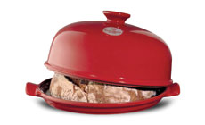 Emile Henry Flame 13-inch Bread Cloches