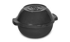 Emile Henry Flame 2.1-quart Potato Pots
