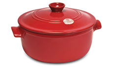 Emile Henry Flame 7-quart Round Stew Pots