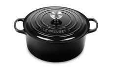 Le Creuset Signature Cast Iron 7¼-quart Round Dutch Ovens