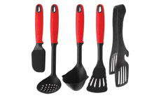 Swiss Diamond Kitchen Utensil Set