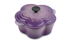 Le Creuset Signature Cast Iron 2¼-quart Flower Cocottes